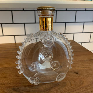バカラ(Baccarat)のルイ13世 レミーマルタン バカラ 空き瓶(ブランデー)