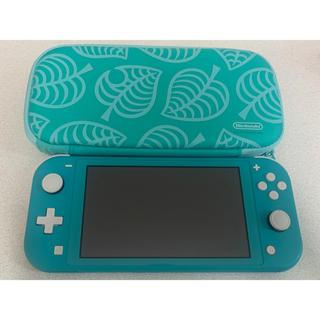 ニンテンドースイッチ(Nintendo Switch)のswitch ライト 本体(家庭用ゲーム機本体)