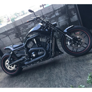 Harley Davidson - vrscdx ナイトロッドスペシャル BADLAND HIGH&LOW 240万