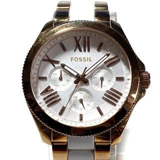 フォッシル(FOSSIL)のフォッシル 腕時計 - AM4546 メンズ(その他)