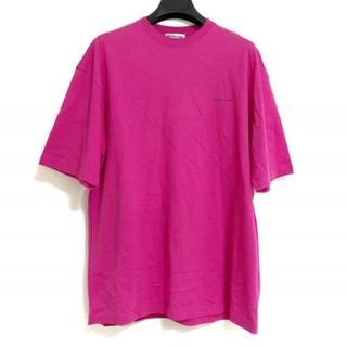 バレンシアガ(Balenciaga)のバレンシアガ 半袖Tシャツ サイズXS美品 (Tシャツ(半袖/袖なし))