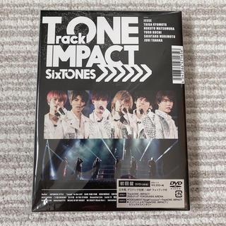 Johnny's - SixTONES TrackONE -IMPACT-(初回盤) DVD