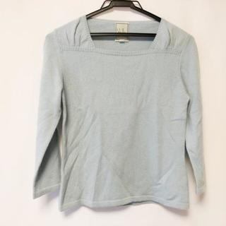 シビラ(Sybilla)のシビラ 七分袖セーター サイズM レディース(ニット/セーター)