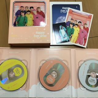 防弾少年団(BTS) - BTS Happy Ever After 4th MUSTER DVD 韓国版