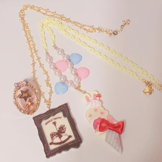 Angelic Pretty - アクセサリー3点