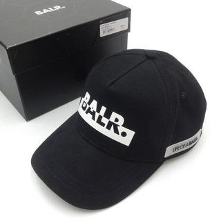 F.C.R.B. - ボーラー BAIR LOGO CAP ロゴ キャップ F BLACK