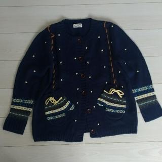 カワイイ(cawaii)のcawaii レディース ニット セーター 雪 手袋(ニット/セーター)