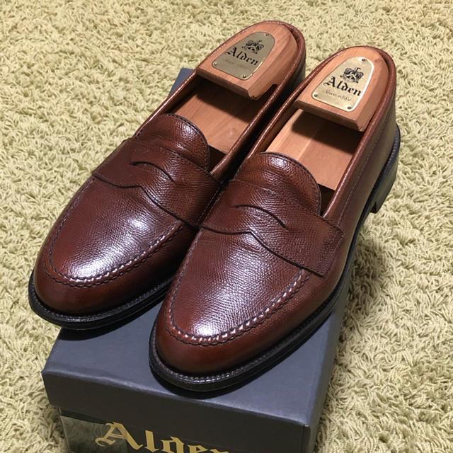 Alden(オールデン)のオールデン ローファー 7.5C メンズの靴/シューズ(ドレス/ビジネス)の商品写真