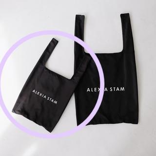 ALEXIA STAM - 新品☆ALEXIA STAM Eco-Friendly Bag Black S