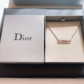 Christian Dior - クリスチャンディオール Christian Dior ネックレス 箱付属