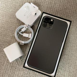 Apple - iPhone 11pro 256GB SIMフリー スペースグレイ
