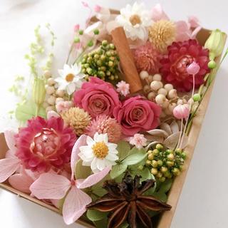 花材詰め合わせ465(プリザーブドフラワー)