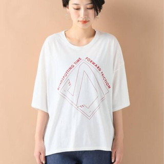 BEAUTY&YOUTH UNITED ARROWS - baserange ベースレンジTシャツ  希少Lサイズ