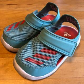 アディダス(adidas)のadidas こども サンダル 水遊び 14cm(サンダル)
