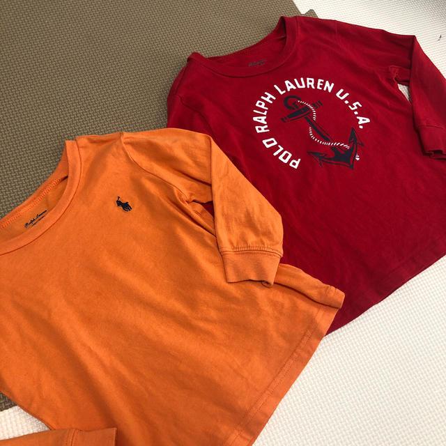 POLO RALPH LAUREN(ポロラルフローレン)の18Mセット キッズ/ベビー/マタニティのキッズ服男の子用(90cm~)(Tシャツ/カットソー)の商品写真