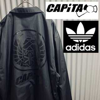 adidas - adidas × capita コラボ ナイロンジャケット スノボー