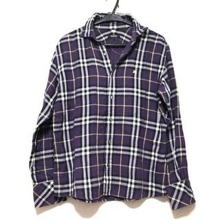 バーバリーブラックレーベル(BURBERRY BLACK LABEL)のバーバリーブラックレーベル 長袖シャツ 3(シャツ)