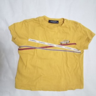 BURBERRY - バーバリー 半袖Tシャツ 男の子 90cm