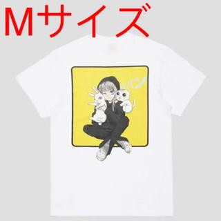 ヴァンキッシュ(VANQUISH)の新品未使用 fr2 Grace Chow   FR2 Tシャツ M アニメ 猫(Tシャツ/カットソー(半袖/袖なし))