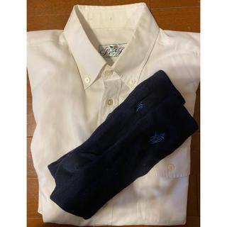 Yシャツ 靴下 品川女子学院