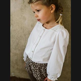 Caramel baby&child  - little cotton clothes 今季ブラウス