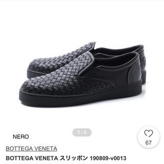 Bottega Veneta - 未使用 BOTTEGA VENETA   イントレチャート  スリッポン