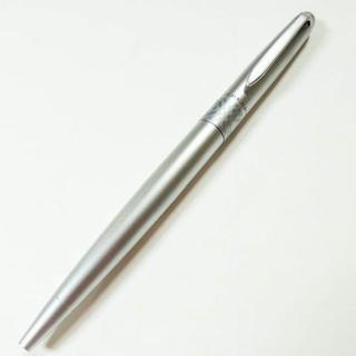 バーバリー(BURBERRY)のバーバリー ボールペン美品  - シルバー(ペン/マーカー)