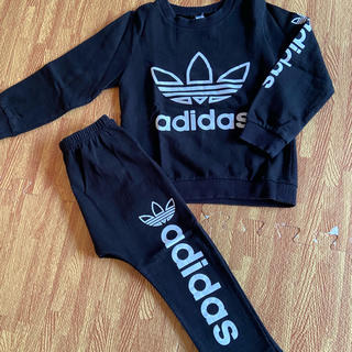 adidas - adidas キッズ セットアップ 90