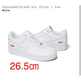 Supreme - supreme Nike Air Force 1 Low エアフォース1