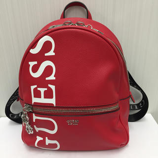 GUESS - ☆ GUESS ゲス リュック  レッド ☆