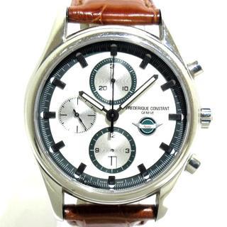 フレデリックコンスタント 腕時計 ヒーリー