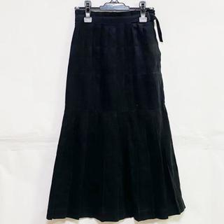 イッセイミヤケ(ISSEY MIYAKE)のイッセイミヤケ ロングスカート サイズ1 S(ロングスカート)
