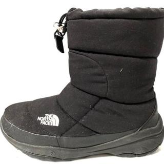 ザノースフェイス(THE NORTH FACE)のノースフェイス ブーツ 26.0 メンズ 黒(ブーツ)