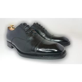 【俺の靴-201】★USED G.C.MORELLI/定価1.4万(ドレス/ビジネス)