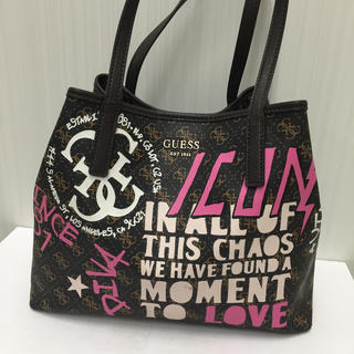 GUESS - ♡ GUESS  ゲス トートバッグ ♡