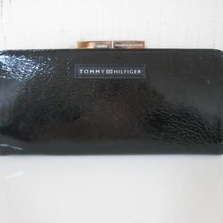 トミーヒルフィガー(TOMMY HILFIGER)のTOMMY HILFIGER 長財布  ①  (財布)