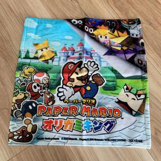 Nintendo Switch - ペーパーマリオオリガミキング タオル