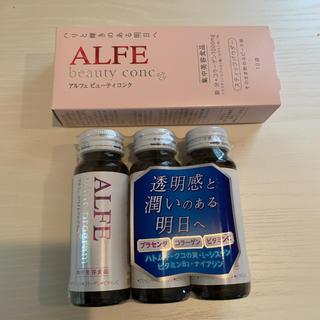 タイショウセイヤク(大正製薬)の ALFE ホワイトプログラム ALFE ビューティコンク(コラーゲン)