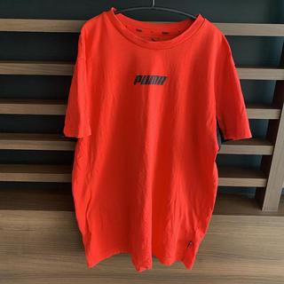 PUMA - プーマ レッド Tシャツ 160