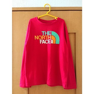 ザノースフェイス(THE NORTH FACE)のTHE NORTH FACE 150㎝ ロンT(Tシャツ/カットソー)