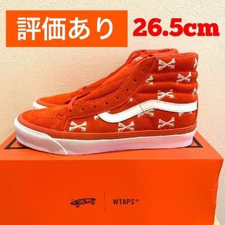 W)taps - 26.5 Vans WTAPS UA OG SK8-HI LX BONES