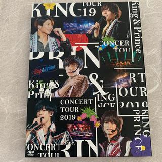 Johnny's - King&Prince CONCERT TOUR 2019 DVD 初回限定盤