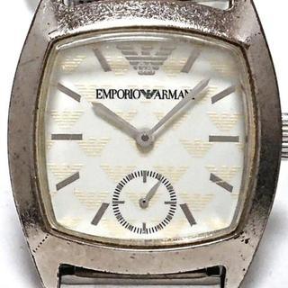 エンポリオアルマーニ(Emporio Armani)のアルマーニ 腕時計 - AR-0300 レディース(腕時計)