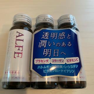 タイショウセイヤク(大正製薬)のアルフェ ALFE ホワイトプログラム3本(コラーゲン)