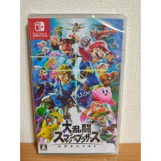 【送料無料】任天堂 大乱闘スマッシュブラザーズ SPECIAL - Switch