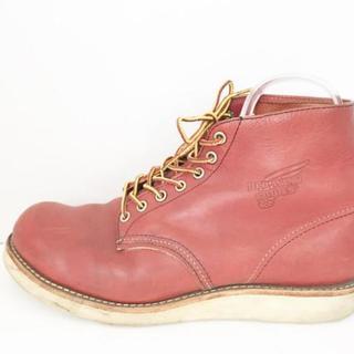 レッドウイング ショートブーツ 8 メンズ -(ブーツ)