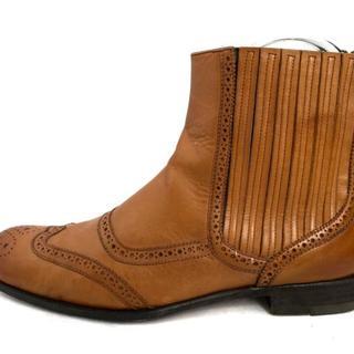 セルジオロッシ(Sergio Rossi)のセルジオロッシ ショートブーツ メンズ(ブーツ)