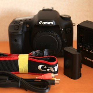 Canon - キャノン  CANON EOS 7Dボディ  美品