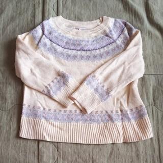 ベビーギャップ(babyGAP)の女の子 セーター 100(ニット)