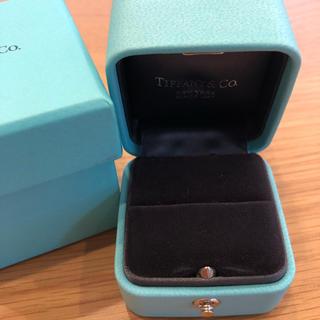 Tiffany & Co. - お値下げ★ティファニー ブルーリングケース&ボックス